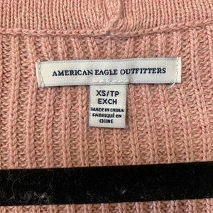 American Eagle Outfitters Sweaters - American Eagle Cut-out Neck Sweater